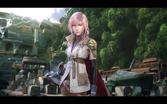 Final Fantasy XIII wp3