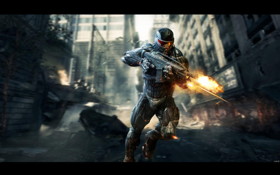Crysis 2 Wallpaper by igotgame1075