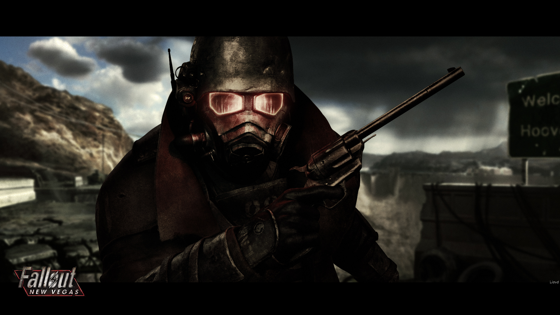 Fallout New Vegas Wallpaper By Igotgame1075 On Deviantart