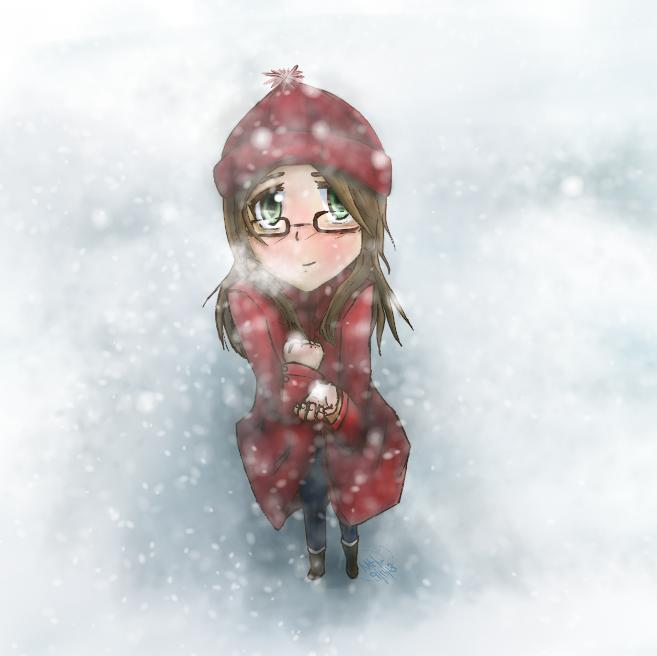 |~Snow...~| by mudnoseandleafstorm