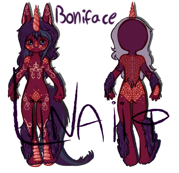 Boniface Ref by Liinaii