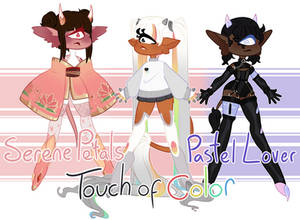 Adopt Batch 07 - 1/3 OPEN