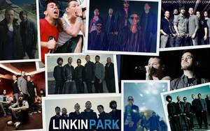 Linkin Park Collage