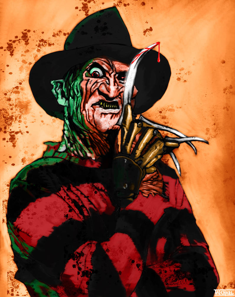 Freddy Krueger by LeeBaba