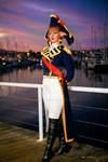 Captain Amelia Cosplay