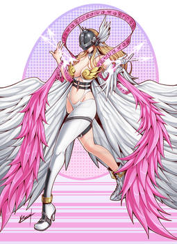 Angewomon By Karosu Maker