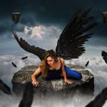 Goddess of Voyeurism (aka nosy angel)