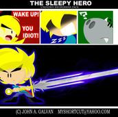 SLEEPY SWORDSMAN REMAKE by SynDuo