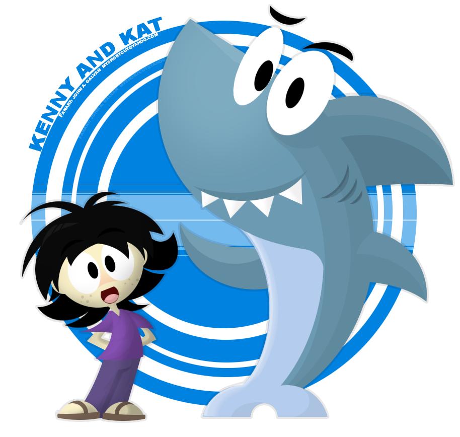Kenny The Shark Cat