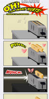 COMIC-the attached TOASTER