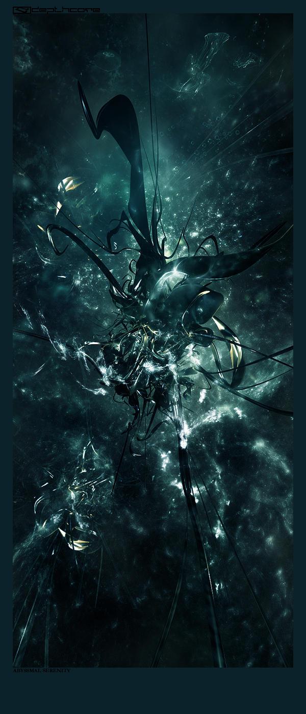 Abyssmal Serenity by skr33ch