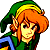 Pissed Off Link Icon by crookedcartridge