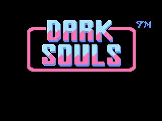 Dark Souls - Ghosts N' Goblins Style by crookedcartridge