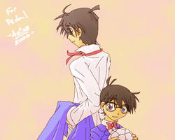 Detective Conan by Anime-2000