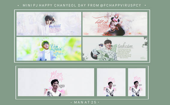 #HappyChanyeolDay