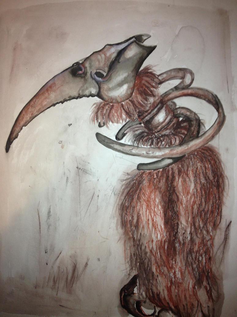 Vulture by f-u-d-l