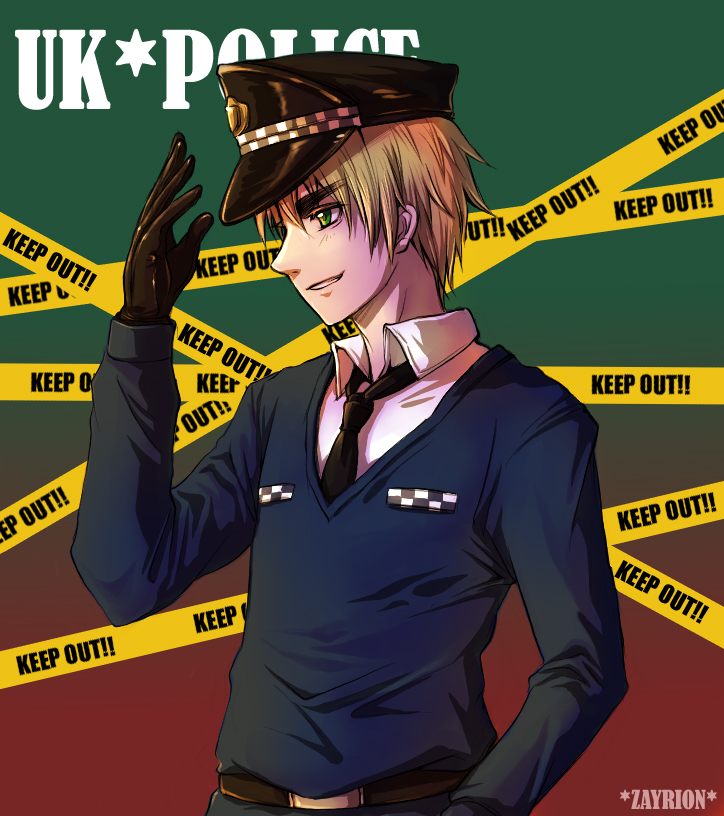APH - UK Police by Zayrion