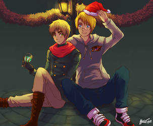 APH - Party for Two by Zayrion