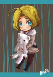 APH - Hmmm...Maple? by Zayrion
