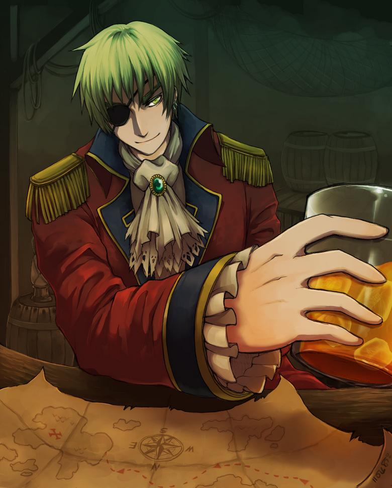 APH - Secret Treasure by Zayrion