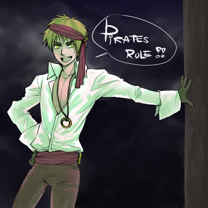 APH - Pirates Rule by Zayrion