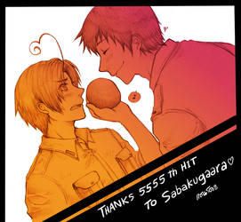 APH - Kiss the Tomato by Zayrion