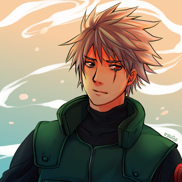 Hatake Kakashi by Zayrion