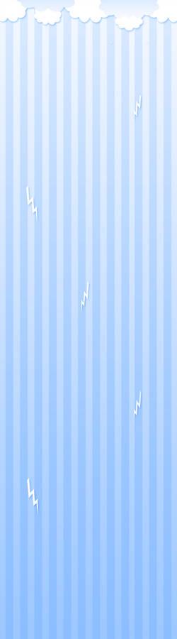 Custom box cloudy background