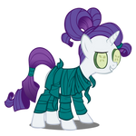 Rarity in a Seaweed Wrap
