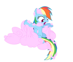 Rainbow Dash: Eww What Is This