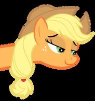 Applejack: Oh Really Now by Takua770