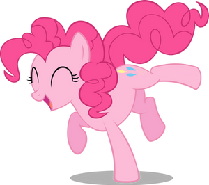 Pinkie Pie: PARTY TIME