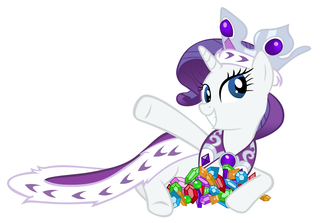 My little pony rarity princess - Princesse poney ...
