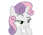 Sweetie Belle: Plotting