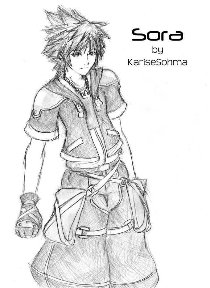 Sora by KariseSohma