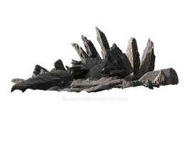 Rocks PNG by Amabyllis