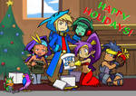 Merry Christmas from Shantae: WotD!