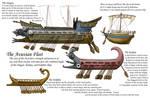 Ship Scribbles