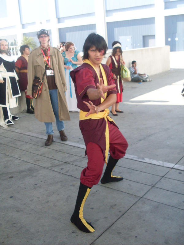 A really good Zuko cos...