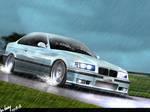 BMW E36M3