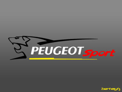 peugeot sport sticker by bentuning on deviantart. Black Bedroom Furniture Sets. Home Design Ideas