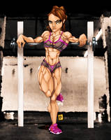 Determined by BigMuscleDesign