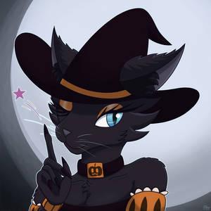Halloween Avatar Cherish