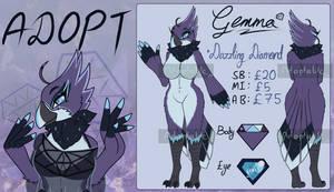 Gemma Bird Adopt [CLOSED]