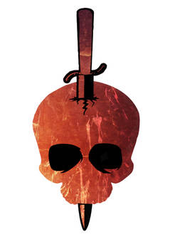 Wrath Skull Graphic
