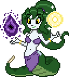 Pixel Gorgon