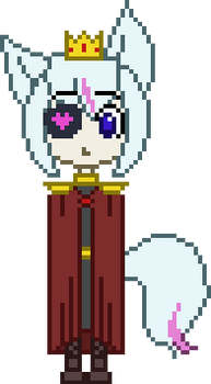 Pixel Queen