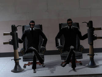 MIB by Faust201