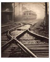 A Train in the Rain by JoseMelim