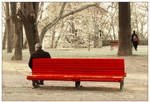 Loneliness benches
